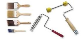 Picture for category Brushes, paintbrushes and rollers
