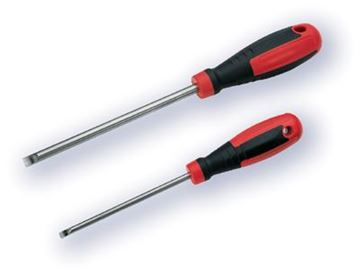 Picture of Screwdriver slot titanium mm