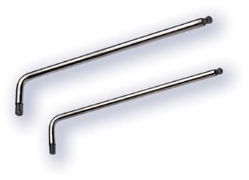 Picture of Allen key long with ball head titanium