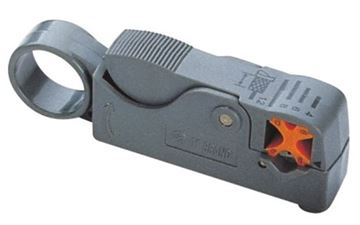 Picture of Rotary coaxial cable stripper
