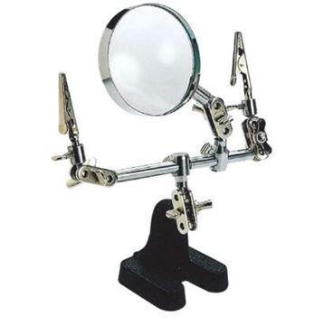 Picture of Third-Hand Tool with Magnifier