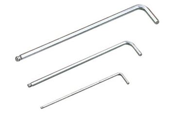 Picture of Single ballpo. Hex key