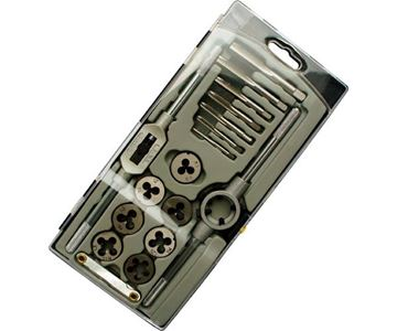 Picture of 17pc tap&die set