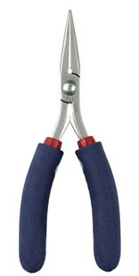 Picture of chain nose pliers smooth jaw 5