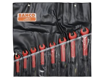 Picture of SAFETY OPEN END WRENCH SET