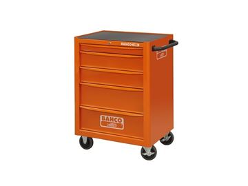 Picture of 5 DRAWERS B TOOL TROLLEY K