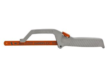 Picture of hand mini hacksaw