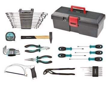 Picture of Tool Chest Set, 36pcs hand tools