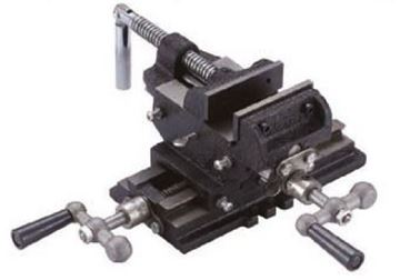 Picture of Drill Press Cross Vise,