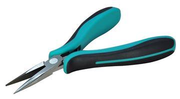 Picture of Mini Long Nose Pliers, Half -Round, 150mm