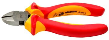 Picture of Insulated Diagonal Cutter Nippers, 160mm.