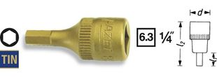Picture of Screwdriver Socket 8 mm