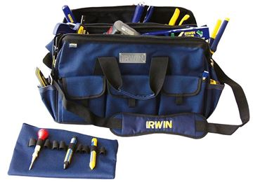 Picture of IRWIN DOUBLE WIDE TOOL BAG