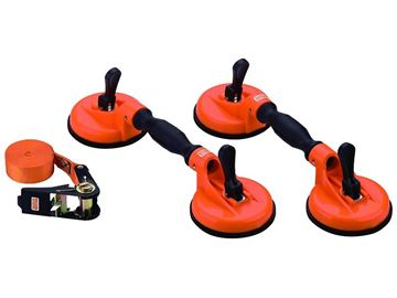 Picture of 2 DOUBLE SUCTION CUPS & BELT