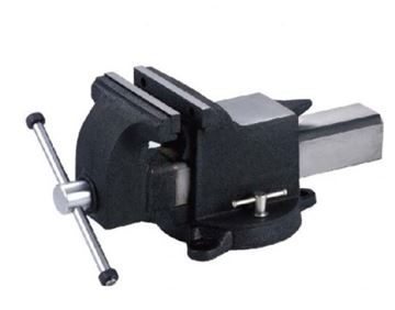 Picture of All cast steelbench vise