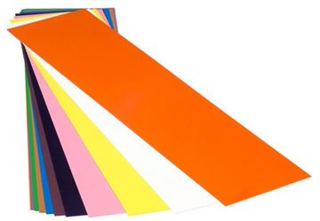 Picture of Precision Brand  Assorted 14 Piece Plasticflat sheets