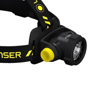Picture of H7R WORK Rechargeable LED Headlamp, LED Lancer